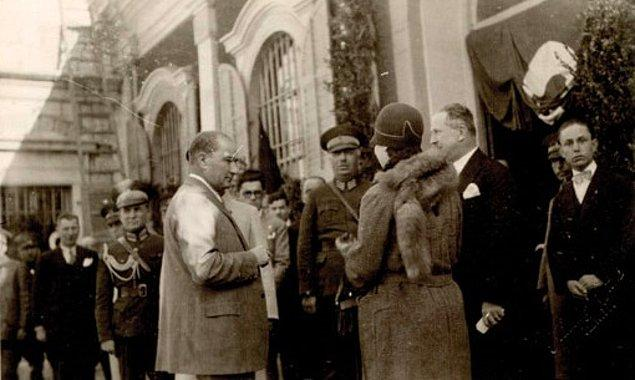 Bu fabrikaların ilki için Nazilli seçildi. Belki de 1930'da Mustafa Kemal Nazilli'yi ilk ziyaret edişinde tasarlamaya başlamıştı bu projeyi.