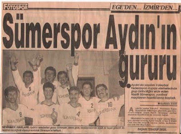 Fabrikanın resmi takımı olan lacivert-beyaz renkli Sümerspor kadrosu futbol, basketbol, atletizm, voleybol gibi branşlarda faaliyet göstermiştir.