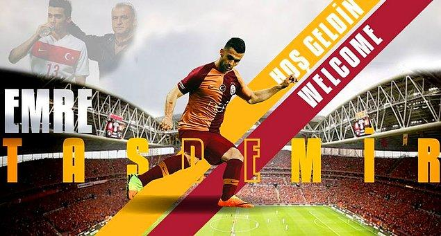 Emre Taşdemir ➡️ Galatasaray