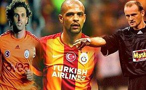 Galatasaray'ın Bugüne Kadar Transfer Ettiği 21 Brezilyalı Futbolcu