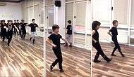 Sanat Her Zaman İnsanı Bir Adım Öteye Taşır: Kafkas Dansı Çalışan Çocuklardan Muhteşem Performans!