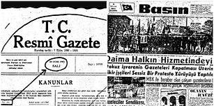 Bâbıâli'de 9 Patron Olayı ve 10 Ocak Çalışan Gazeteciler Günü'nün Hikâyesi