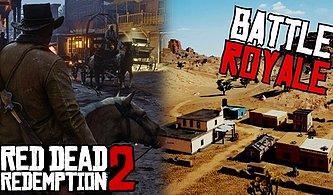 İçerisi İyice Şampiyonlar Ligi Oldu! Red Dead Redemption 2'ye Hakiki Bir Battle Royale Modu Geldi!