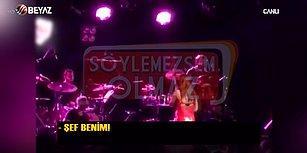Yıldız Tilbe Sahnede Müzisyenleri Azarladı: 'Ya Bana Uyacaksınız ya da Hepiniz Hoşça Kalın'