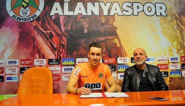Josef Sural ➡️ Alanyaspor