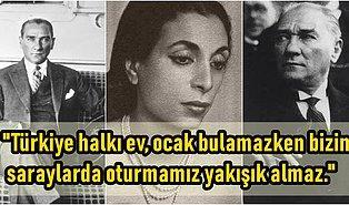 Dönemin Sanatçılarının Mustafa Kemal Atatürk ile İlgili Anılarını Okuyunca Tüyleriniz Diken Diken Olacak!