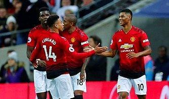 Kaleci De Gea'yı Geçemeyen Tottenham, Manchester United'a Mağlup Oldu!