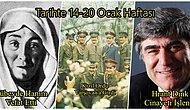 Zübeyde Hanım'ın Vefatı, Varşova'nın Nazilerden Kurtuluşu, Hrant Dink Cinayeti... Tarihte 14-20 Ocak Haftası ve Yaşanan Önemli Olaylar