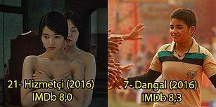 Bakmadan Geçmeyin! IMDb Puanlarına Göre Son 5 Yılın En İyi 23 Filmi