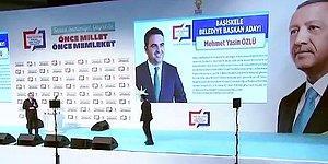 Erdoğan ile Başiskele Belediye Başkan Adayı Arasında Geçen İlginç Diyalog: 'Yasin Senin Niye Bıyığın Yok?' 'Bırakacağım Efendim'