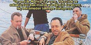'Yabancı' Romanının Nobelli Yazarı Albert Camus'nün Bir Günden Bile Az Süren Garip Marmaris Ziyareti