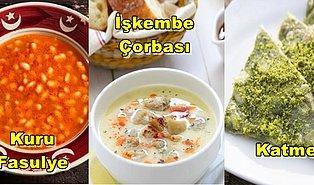 Türk Lezzetlerinin En İyileri TasteAtlas'ta Belirleniyor! İşte En Beğenilen Türk Yemekleri ve Tatlıları