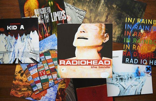 4- Radiohead - The Bends