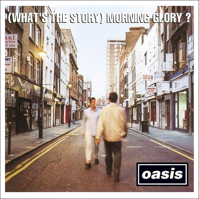 5- Oasis - (What's the Story) Morning Glory?