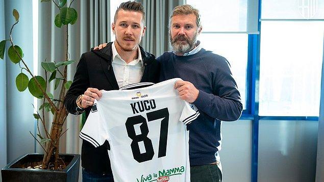 Kucka ➡️ Parma - [4.7 milyon euro]