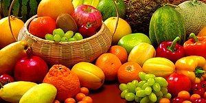 Seçtiğin Sebzelere Göre En Sevdiğin Meyveyi Söylüyoruz!