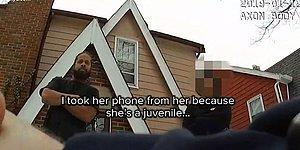 Derslerine Odaklanamadığı Sebebiyle Telefonuna El Koyan Babasını Polise Şikayet Eden 16 Yaşındaki Kız