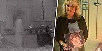 Ölen Oğlunun Hayaletini Güvenlik Kamerasında Mutfakta Dolaşırken Gören Anne!