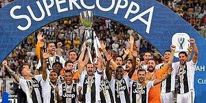 İtalya'da Süper Kupa Milan'ı Deviren Juventus'un!