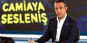 UEFA, Transfer, Ersun Yanal, Cocu! Fenerbahçe Başkanı Ali Koç'tan Gündeme Dair Açıklamalar