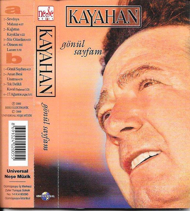 5- Kayahan - Gönül Sayfam