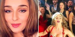 Oryantal Dans Şovuyla Yılbaşı Gecemizi Şenlendiren Dansöz Anastasia Biserova'dan Türkiye'ye Mesaj Var!