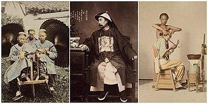 Tüccarlardan Manastırlara, 19. Yüzyıl Çin'inden İlginç Fotoğraflar
