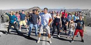 Dünyanın Dört Bir Yanında 100 Farklı İnsanla Dans Eden Adam