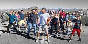 Dünyanın Dört Bir Yanında 1000 Farklı İnsanla Dans Eden Adam