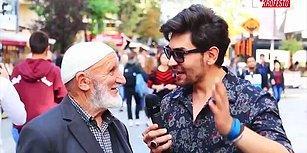 Aşk Acısı ile Yürek Sızlatan Dede: '5 Sene Oldu Hanım Vefat Edeli, Varım Yoğum Oydu'
