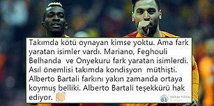 3 Onyekuru 2 Sinan 1 Ndiaye! Galatasaray'ın Farklı Kazandığı Ankaragücü Maçının Ardından Yaşananlar ve Tepkiler