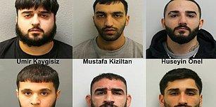 Londra'da Eşcinsellere Asitle Saldırmışlardı: 9 Türk Çete Üyesine Ceza Yağdı