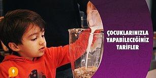Karne Heyecanını Mutfakta Yaşayın! Çocuklarınızla Yapabileceğiniz Tarifler