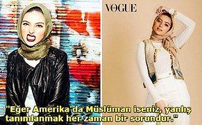 Vogue Dergisi Aynı İsimli İki Ünlü Müslüman Kadını Karıştırınca Özür Dilemek Zorunda Kaldı