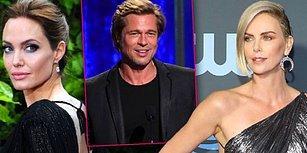 Hollywood Bu Savaşı Konuşuyor! Angelina Jolie'nin Ezeli Düşmanı Charlize Theron, Brad Pitt ile Aşk mı Yaşıyor?