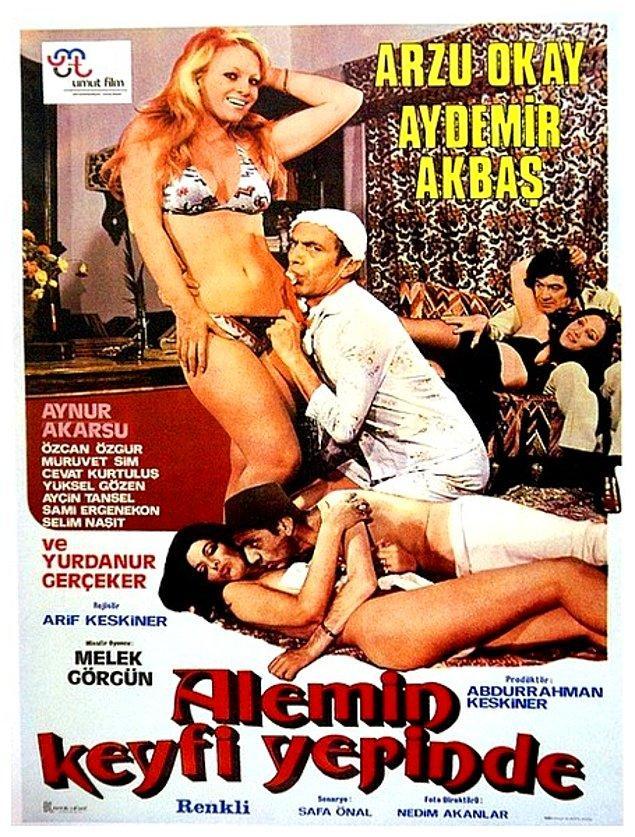 4. Alemin Keyfi Yerinde (1975)