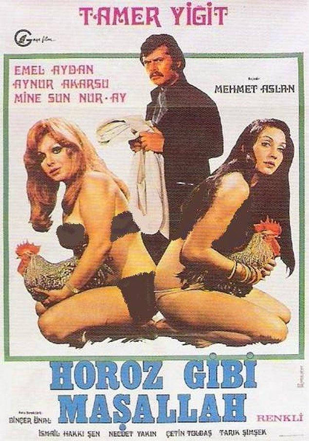 13. Horoz Gibi Maşallah (1975)