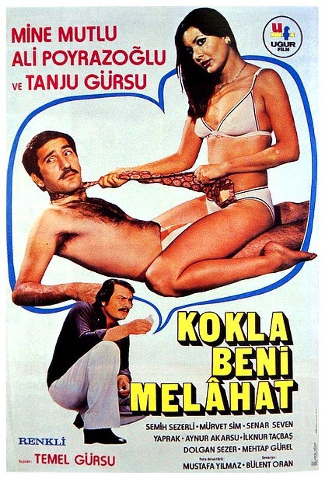 16. Kokla Beni Melahat (1975)