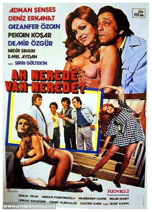 3. Ah Nerede Vah Nerede (1975)