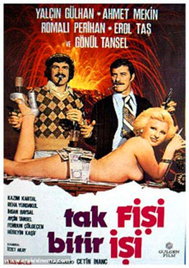 20. Tak Fişi Bitir İşi (1975)