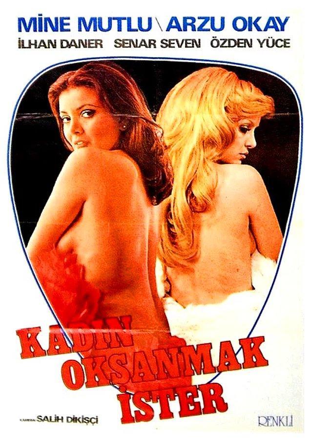 14. Kadın Okşanmak İster (1975)