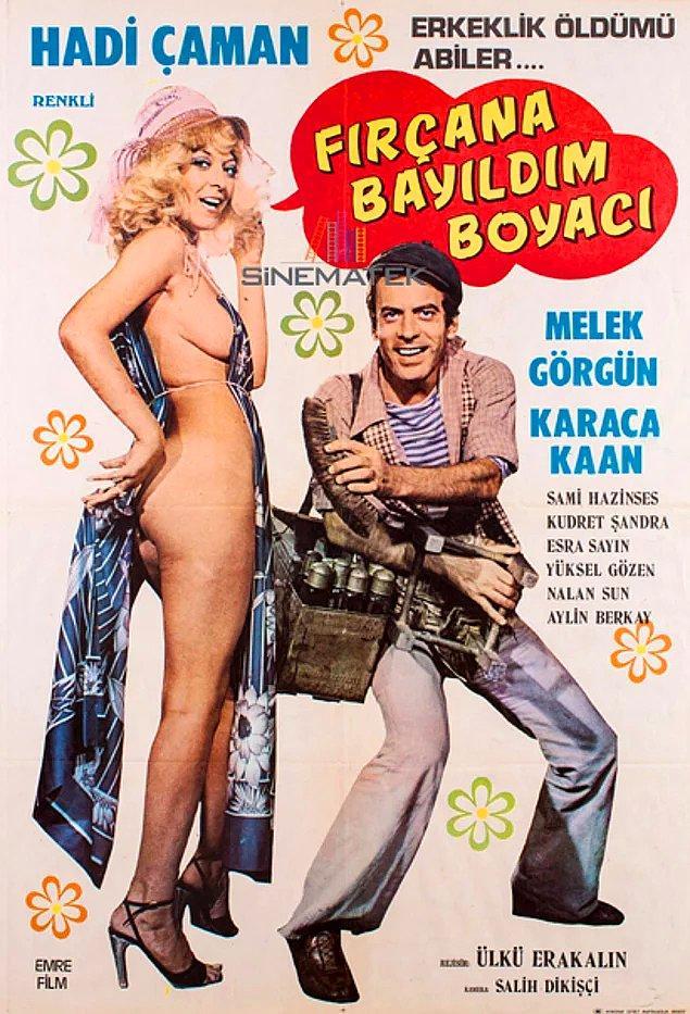 25. Fırçana Bayıldım Boyacı (1978)