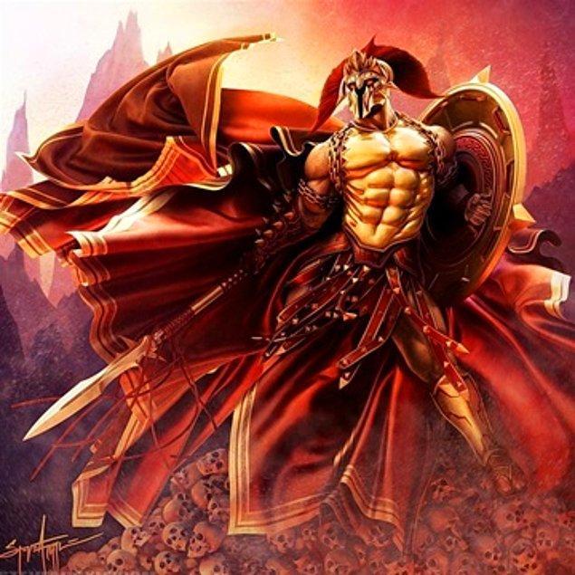 Savaşçı Ares!