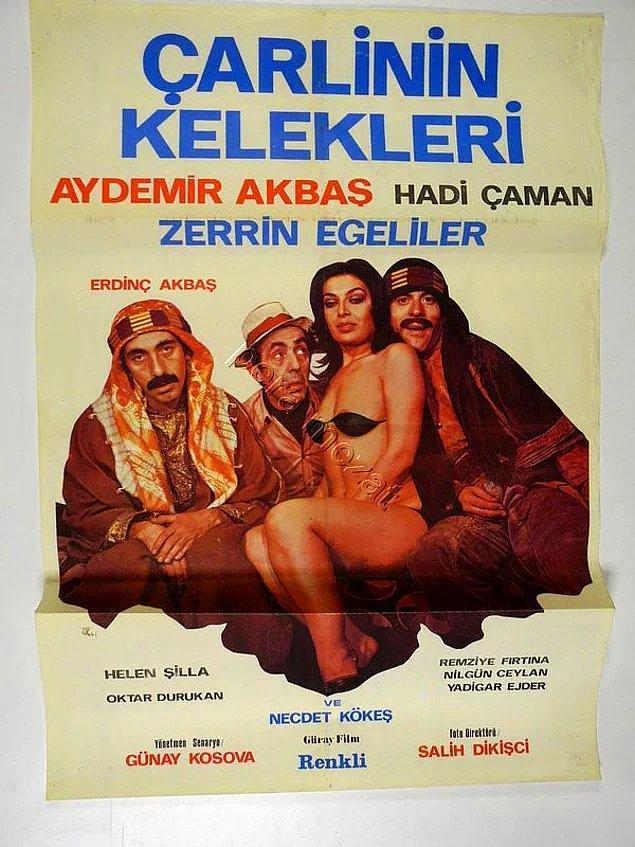 24. Çarli'nin Kelekleri (1978)