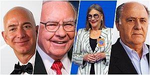 Forbes, Duyduğunuz An Dudağınızı Uçuklatacak Servetleri ile Dünyanın En Zengin 26 İnsanını Açıkladı!