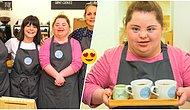 Dünya Sizin Hatırınıza Dönüyor! İş Hayatına Adım Atmaları İçin Down Sendromlulara Kucak Açan Kafe
