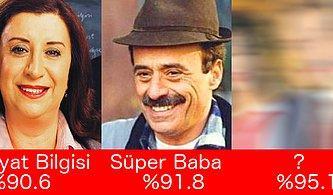 En Beğenilen Türk Dizileri Belli Oldu! Ne Varsa Eskilerde Var!