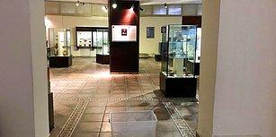 Restorasyon 'Tasarruf Tedbirleri' Nedeniyle Ertelenmiş: Tavanı Akan Müzeye Kovalı Çözüm!