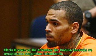 Müzik Dünyasında Chris Brown İkiyüzlülüğü: Ünlü Şarkıcı Bu Kez Paris'te Tecavüzden Gözaltına Alındı
