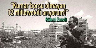 Türkiye'yi 1980 Darbesine Sürükleyen, Ecevit'in İktidar Olmak İçin 11 Milletvekilini Transfer Ettiği Güneş Moteli Vakası